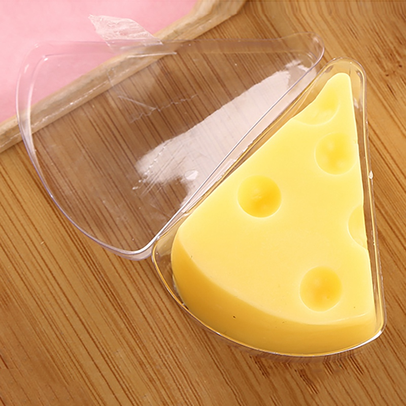 Hot Cheese Soap Sea Salt Soap Moisturizing Oil-control Anti-mites Anti-acnes Facial Cleaning Soap