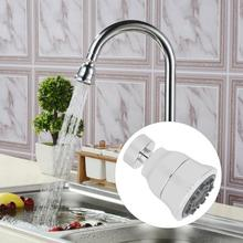 360degree Rotating Filter Faucet Household Bathroom Splatter-Proof Diffuser Bubbler Kitchen Accessories