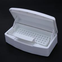 Стерилизатор дезинфекционная коробка профессиональные салонные ногти металлические инструменты дезинфектор очиститель дезинфицирующее средство маникюрный набор для ногтей коробка