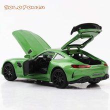 Novo 1:32 Benz MODELO Liga Modelo de Carro Carros de Brinquedo Diecasts & Toy Veículos Brinquedos Para As Crianças Presentes Brinquedo do Menino Do Miúdo 3222A