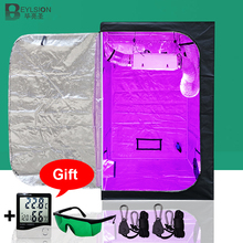 BEYLSION 600D Indoor Hydroponics Grow Tent Hydroponic Grow Box Grow Room Tent Plant Growing Tents For Indoor Plants Hydroponic