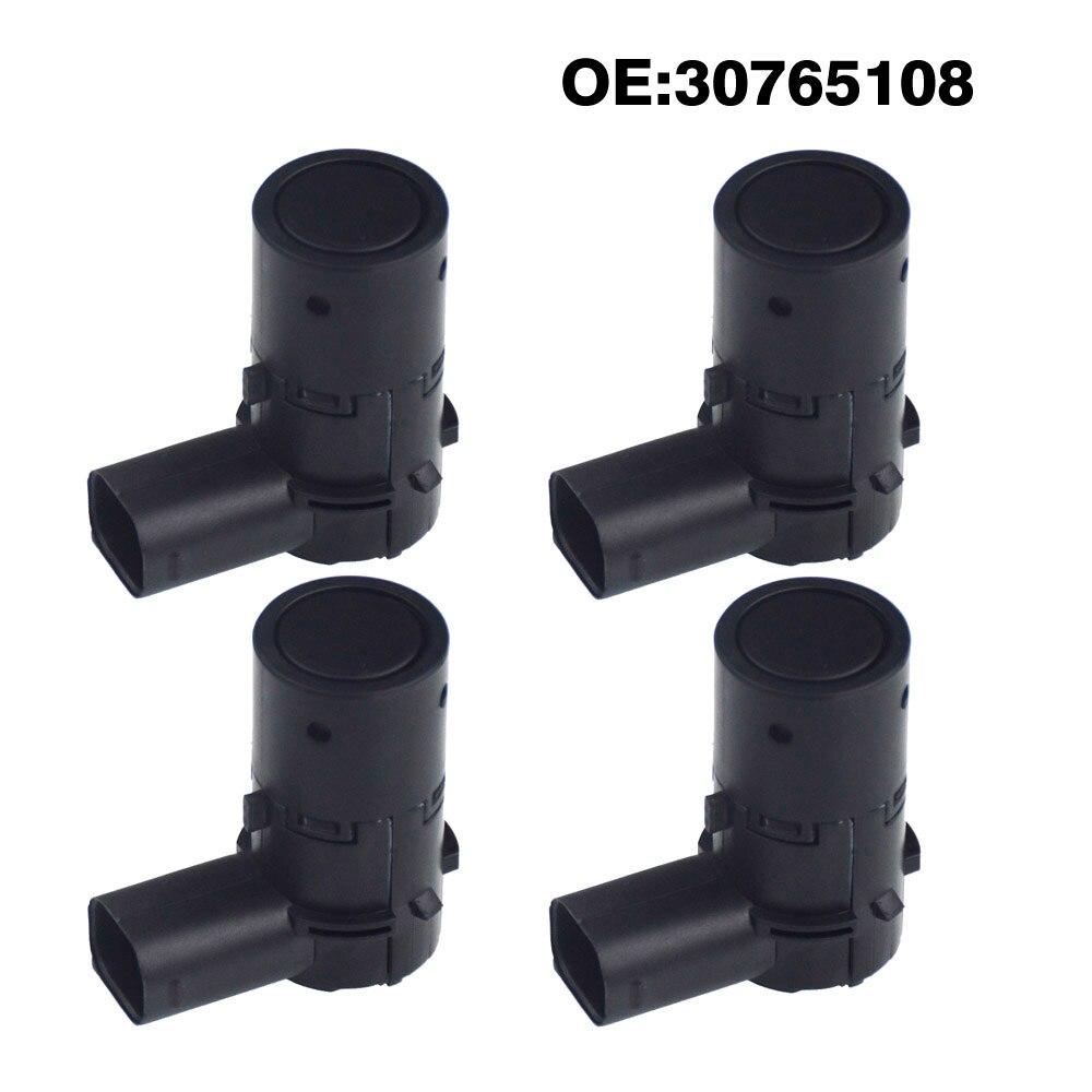Парктроник для Volvo S40, S60, S80, C70, V50, V70, V70x, XC90, XC70, 30668099, 30668100, 30765408, 30765108, 4 шт./лот