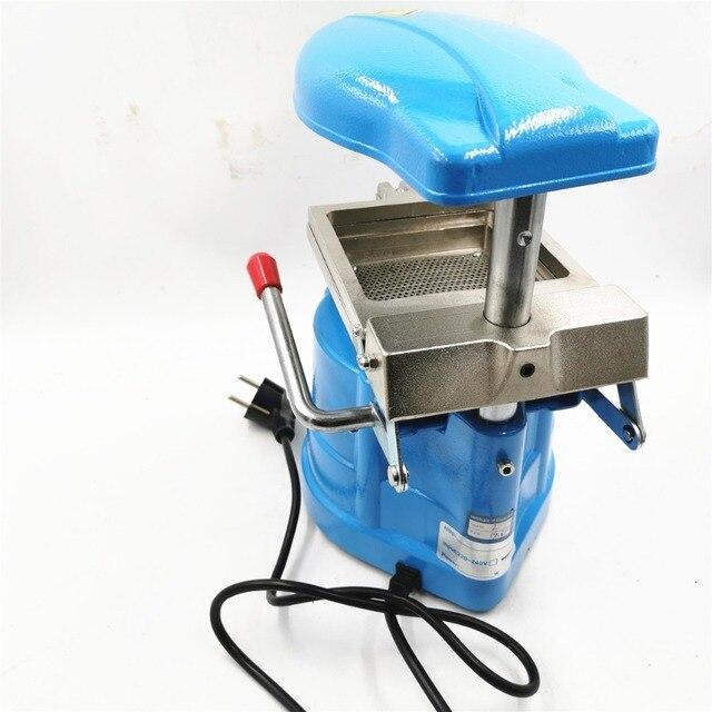 Tandheelkundige Laminator Tandheelkundige Lab Apparatuur Kleine Tandheelkundige Vacuüm Voormalige Vacuümvormen En Molding Machine Orale Materiaal Maken Tool