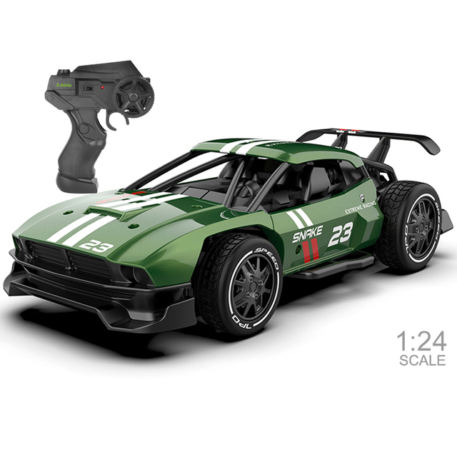 High Speed RC Metal Car 1/20 4WD RC Drift Racing Car Off Road Radio Remote Control Vehicle Electronic Toys Boy Birthday Present 1