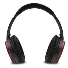 8 월 EP735 액티브 소음 차단 블루투스 헤드폰 무선 마이크 블루투스 4.1 스테레오 ANC 헤드셋 에어 트래블 aptX