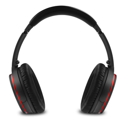 August EP735 Active Noise Cancelling Bluetooth Headphones Wireless with Mic Bluetooth 4.1 Stereo ANC Headset for Air Travel aptX