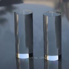 1 шт. прозрачный акриловый плексиглас люцитовый стержень 30 мм диаметр 100 мм длинный бар DIY Декор