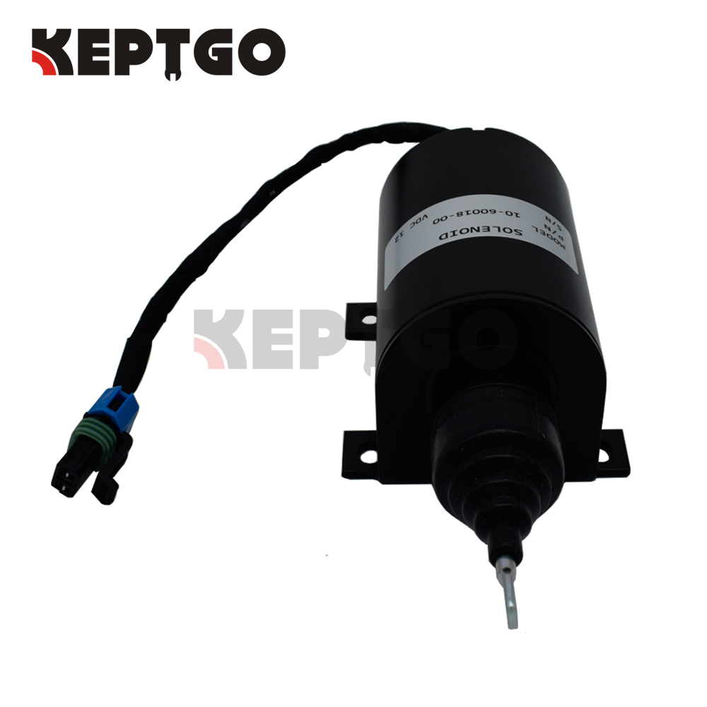 New 10-60018-00 12V Speed Solenoid for Carrier Transicold Supra Reefer