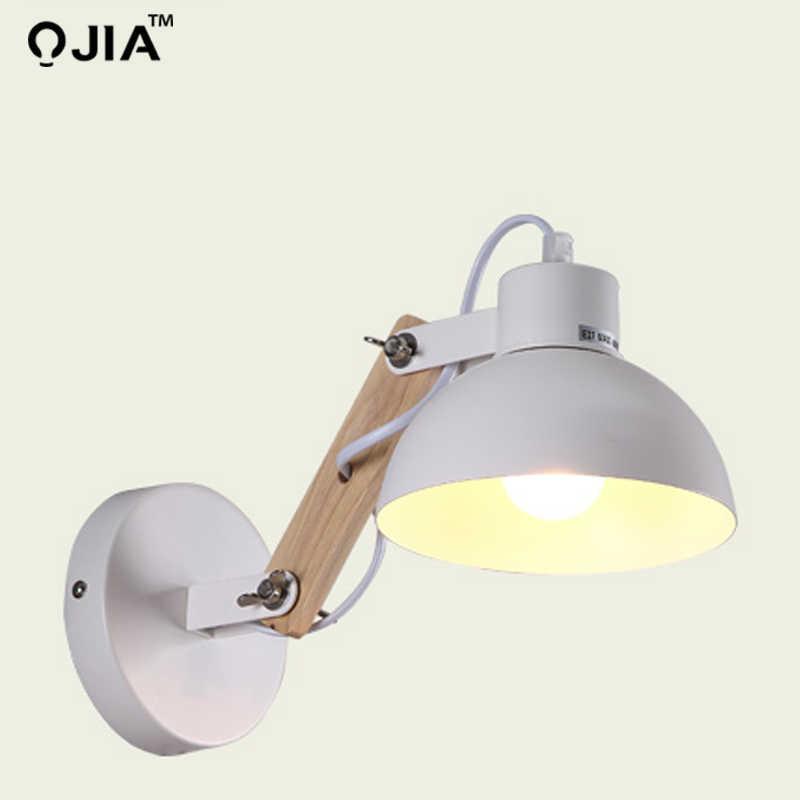 Современный настенный светильник, настенный светильник для чтения, креативный настенный светильник для гостиной, фойе, Домашний Светильник, деревенские настенные бра