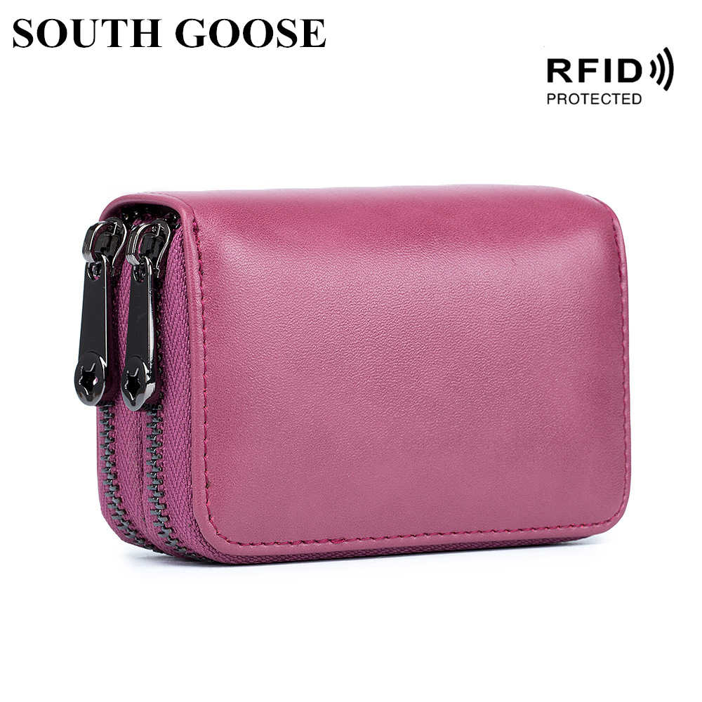 Pink Coin Purse Keychain Small Fuchsia Change Pocket Money Pouch Earphones Bag