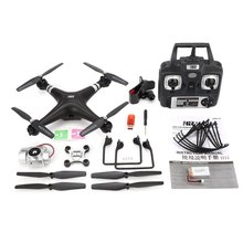SH5HD 2.4G FPV Drone RC Quadcopter with 720P Adjustable Wifi
