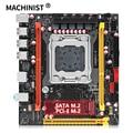 MACHINIST X79 настольная материнская плата LGA 2011 ПОДДЕРЖКА Intel xeon процессор DDR3 ECC REG RAM mini-itx материнская плата X79 V2.73
