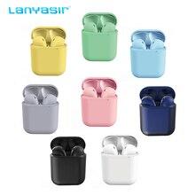 Lanyasir inpods 12 Bluetooth Earphone 5.0 Wireless Earphones Sport Buletooth Headset phone earphones 2019