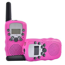 Phont-Toys Talkies Radio Girls for Boys 22-Channels 2-Way Long-Range with Led-Totch 2pcs