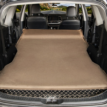 Bed Car-Mattress Rear-Seat-Cushion Sleeping-Pad Travel-Bed Autoinflation SUV Row