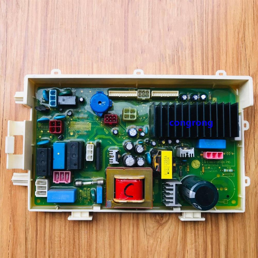 Used For LG Washing Machine WD-14124RD 14125RD Motherboard Computer Board 6870EC9054B-2
