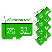 2021 micro sd cartão 32gb 64gb classe 10 cartão sd de alta velocidade 8gb 16gb microsd cartão de memória 128gb mini tf cartão de memória