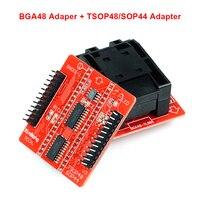 BGA48 Adapter For TL866II TL866CS TL866A Universal Programmer with TSOP48 Adapter Fast shipping|USB Gadgets| |  -