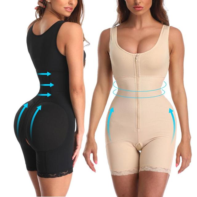 Waist Trainer Women s Binders and Shapers Modeling Strap Slimming Shapewear Body Shaper Colombian Girdles Protective