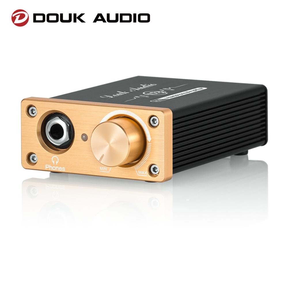 Усилитель для наушников Douk Audio U3 Mini Class A Hi-Fi