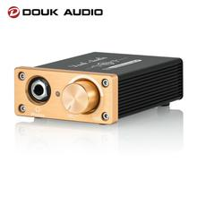 Douk Audio U3 Mini Class A Headphone Amplifier HiFi Desktop Home Stereo Amp for Phone Compute