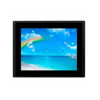 A15 DMT80600L080_15WT 8 inch serial screen Development shortcut HMI touch screen Indoor applications