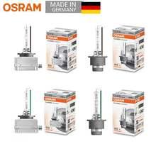 OSRAM D1S D3S D2S D4S Żarówki ksenonowe do reflektorów samochodowych Standardowe białe światło Oryginalne HID 4200K 12V 35W (1 szt.)