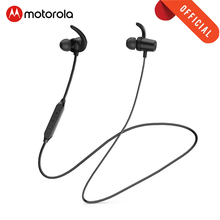 Earphone Magnetic Moto Neck Bluetooth Wireless Headset 105 Earbuds Verve Sport with Mic