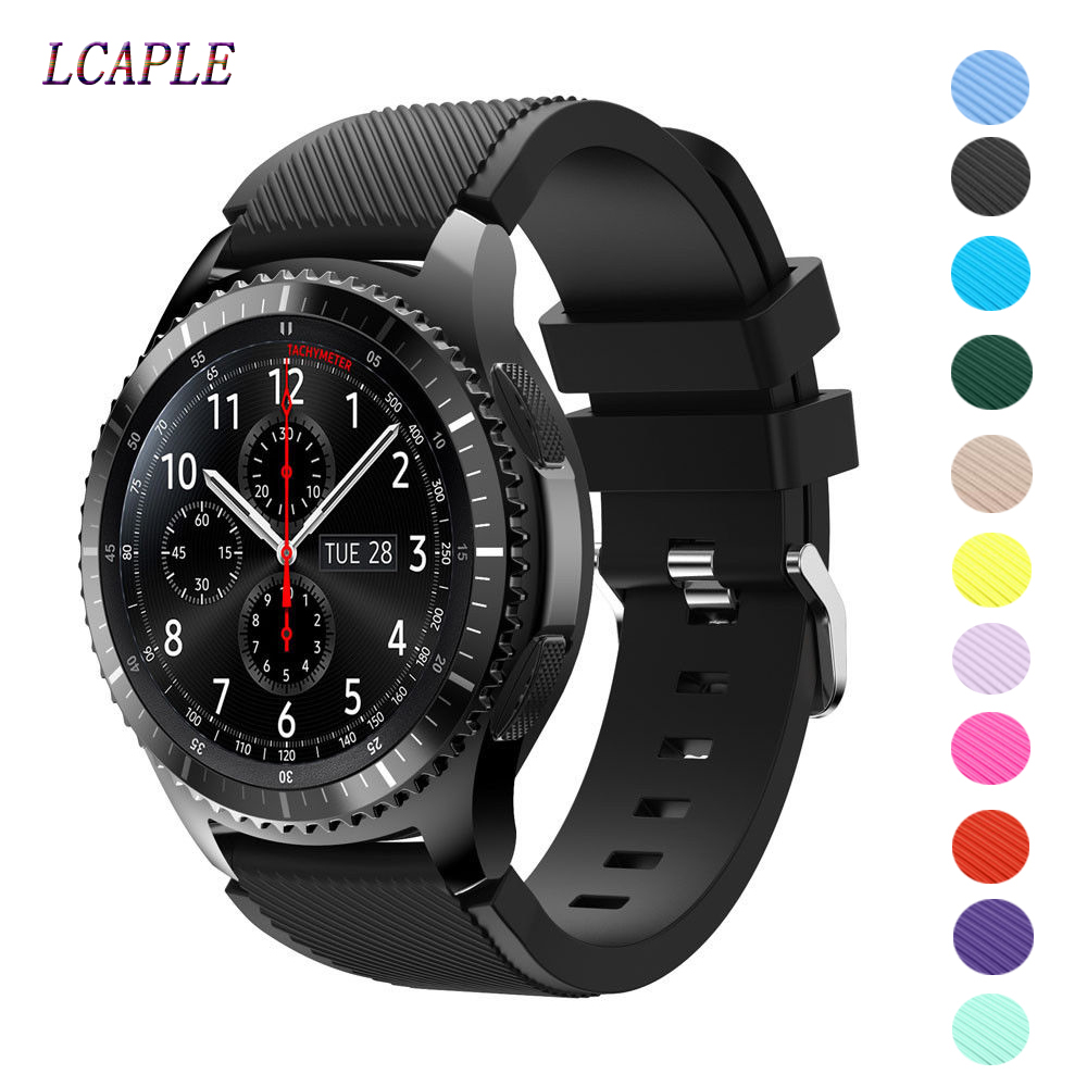 Strap For Huawei Watch Gt 2 Strap 22mm 20mm Watch Band Amazfit Bip Gear S3 Frontier Samsung Galaxy Watch 46mm/active 2/42mm Band