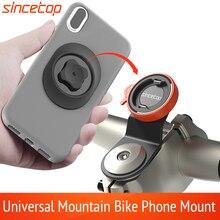 Универсальный горный велосипед держатель телефона велосипед мобильный телефон стенд Конструкция с быстрой установкой, руль для шоссейног...