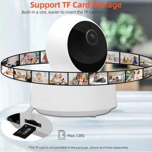 Image 4 - SONOFF GK 200MP2 B 1080P HD Wireless Smart Wifi Camera IP Mini Ewelink 360 IR Baby Monitor Security Alarm work with Google Home