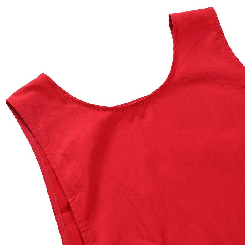 cabelo estilo cape avental anti-estático com 2 bolso 875c