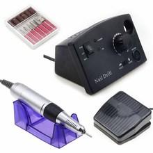 35000RPM wiertarka do paznokci maszyna maszyna do Manicure dla Pro Manicure Pedicure elektryczny pilnik do paznokci Nail Art sprzęt z wiertarka do paznokci Bit tanie tanio Timistory CN (pochodzenie) Elektryczne manicure wiertła i akcesoria 12 v Akrylowe nail Drill machine 35000 rpm 20 w 15 x 9 2 x 8cm 5 91 x 3 54 x 3 15 inches