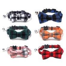 Pet-Kitty-Accessory Collar Cloth Puppy Pet-Dog Adjustable Lovely Dog Cat 1pcs Bow-Tie