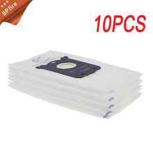 10Pcs/lot Dust Bag Vacuum Cleaner bag For Philips Electrolux FC8202 FC8204 FC9087 FC9088 HR8354 HR8360 HR8378 HR8426 HR8514