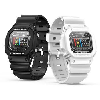 X12 Smart Watch IP68 Waterproof Heart Rate Blood Pressure Monitor Bracelet Swimming ECG PPG Men Women Wristwatch Sports Watch 1