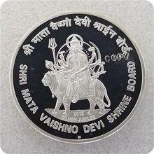 2012 м Индия 25 рупий(Shri Mata Vaishno Devi Shrine Board) копии монет- не Циркулирующие медали коллекционные монеты значок