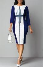 Демисезонный платье Для женщин 2019 Повседневное размера плюс