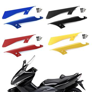 Artudatech Aluminum CNC Rear Chain Guard Cover Protector For Yamaha TMAX 530 2017-2018 Parts