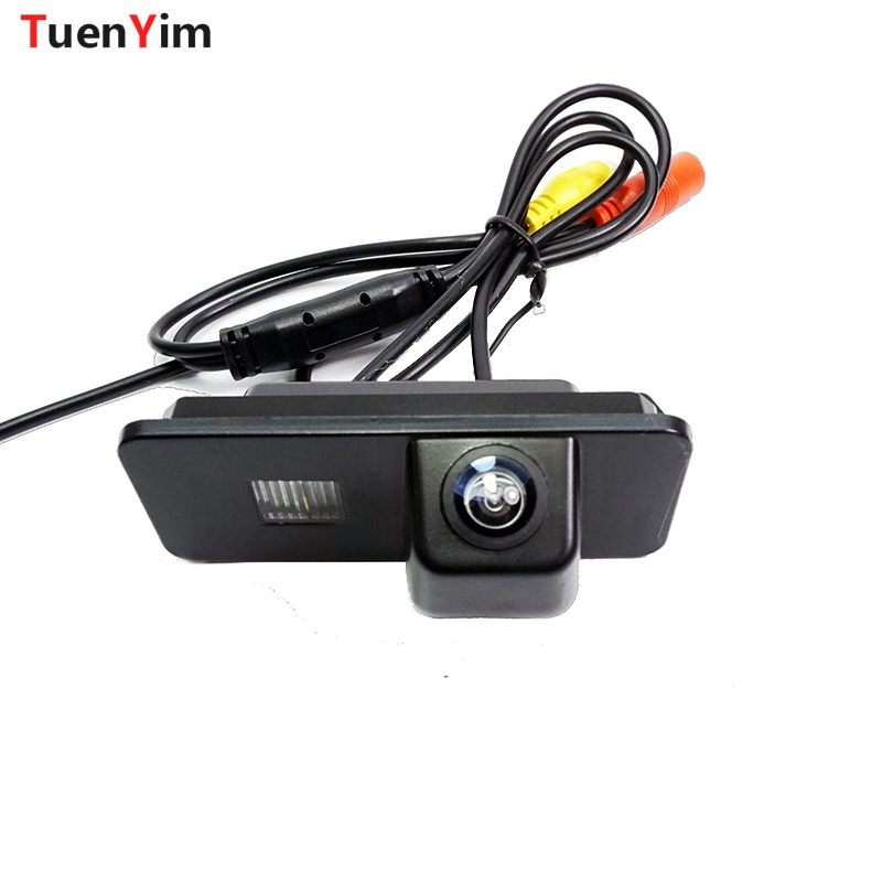 Car Rear View Parking Camera For Volkswagen Passat PHAETON/SCIROCCO/GOLF 4 5 6 MK4 MK5 MK6/EOS/POLO/BEETLE/LUPO/LEON/Altea