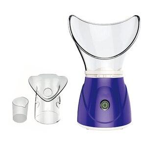 Image 1 - Elektryczny głęboko oczyszczający środek do mycia twarzy piękna twarz urządzenia do gotowania na parze sauna do twarzy maszyna do termalny, do twarzy opryskiwacz skóry narzędzia do pielęgnacji