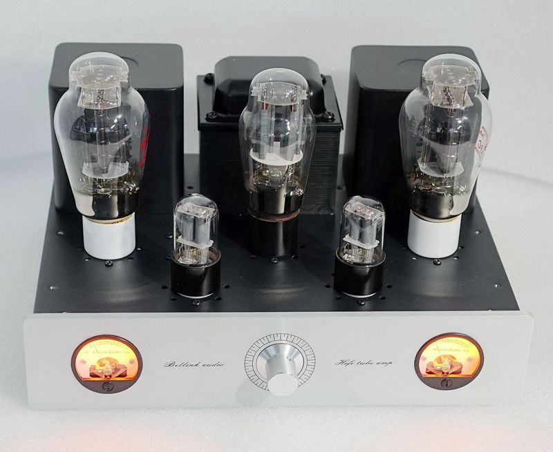 2A3 2A3C 300B KT88 Single-Ended Tube Amplifier