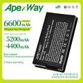 Apexway Battery For ASUS F8 F80 F80H F80A F80S F80Q F80L F80M F81 F81SE X82SE F83 F50S X6 X61W X61S X61GX X61SL X61Z X61SL X61Z|Laptop Batteries| |  -