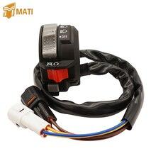 Left Handlebar Switch Control Engine Start Run Off Headlight for Yamaha Raptor Kodiak 450 700 YFZ450R YFZ450X 1S3 83973 11 00