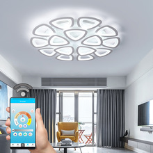 Новая светодиодная Люстра для гостиной, спальни, дома, люстра от sala, современная светодиодная потолочная люстра, домашнее освещение, люстра