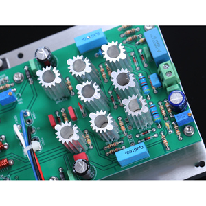 Image 4 - Lusya 14 pièces TTC5200 amplificateur de Tube 500W Mono puissant carte amplificateur étage assemblé amplificateur référence FM801 ligne T1124