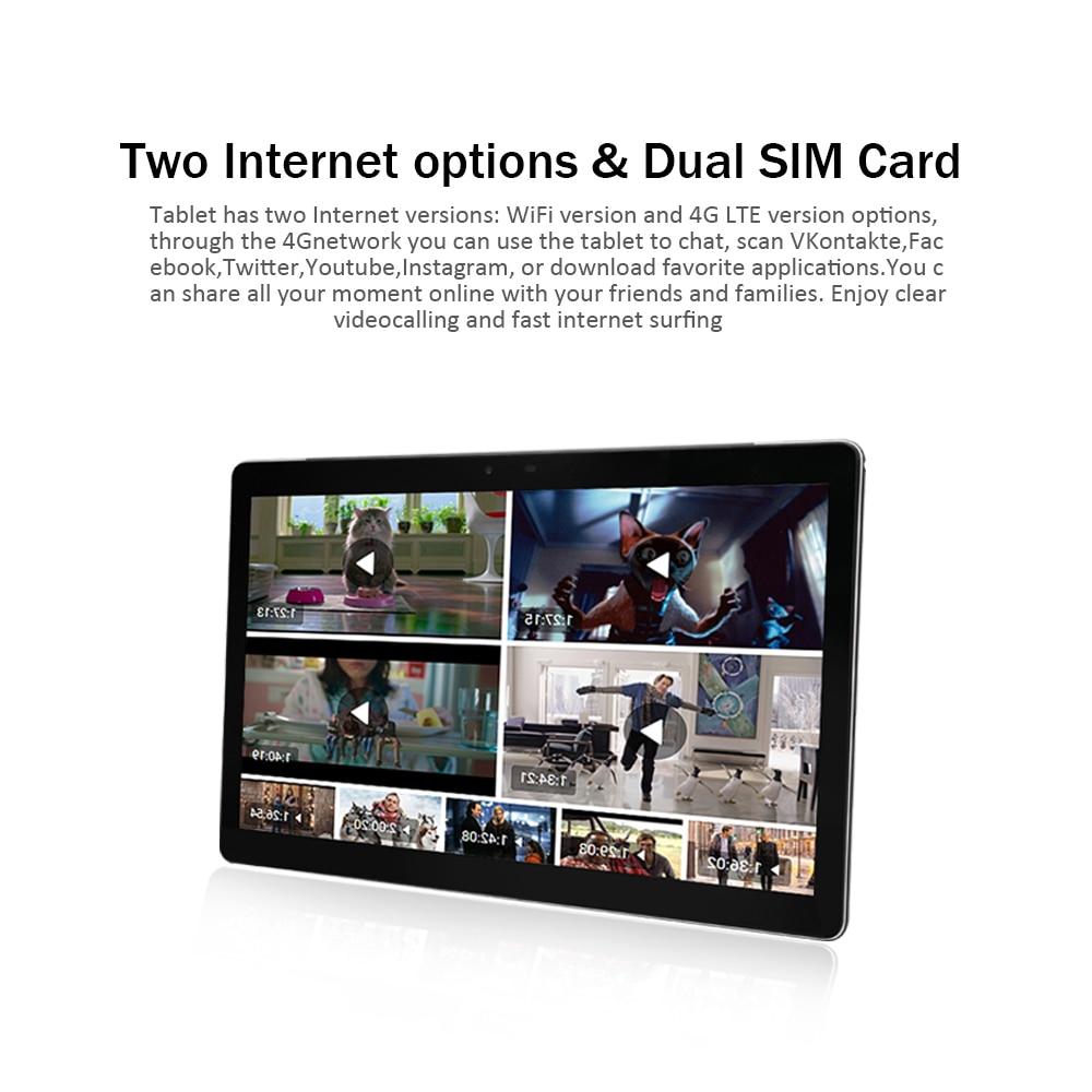 ram 256g 2020 256G אנדרואיד 9.0 Tablet 11.6 אינץ מסך מגע Tablet PC 10 דקו Core מעבד 8GB RAM 256GB ROM 4G התקשר לטלפון 13MP cameral (4)