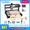 CNC 3018 Pro Laser Engraver Wood Router GRBL ER11 DIY Mini Engraving Machine for PCB PVC with Offline Controller
