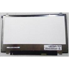 "14.0 ""LCD شاشة NV140FHM N62 V8.0 00NY446 LED عرض لوحة 1920x1080 IPS شاشة مصفوفة جديد استبدال اختبار الصف A + + +"