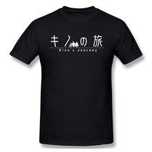 Kino's Journey Kinos Kino No Tabi Anime Manga koszulka Tee nowe koszulki śmieszne koszulki Tee nowe Unisex śmieszne koszulki